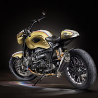 BMW R nineT Custom by AS Industries