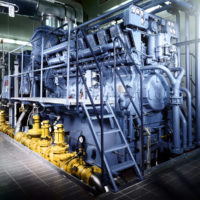 Heizkraftwerk / Industriefotografie
