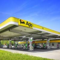 Agip - Tankstelle Flughafen München