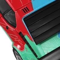 BMW AG - Art Car Miniatur