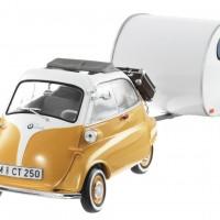 BMW AG - Isetta Miniatur mit Anhänger