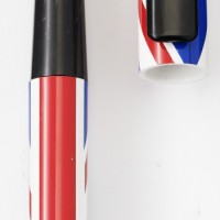 MINI - Kugelschreiber Union Jack