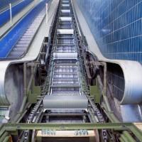 Thyssen Fahrtreppen - Rolltreppe U-Bahn Marienplatz