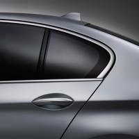 BMW - 5er Mattlack Detail C Säule