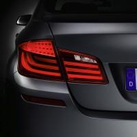 BMW - 5er Mattlack Rückleuchte