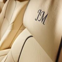 BMW - 7er Individual Innenraum Kopfstütze