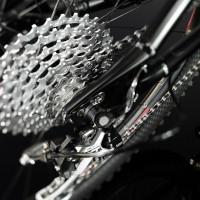BMW - Bike Enduro Closeup Schaltung