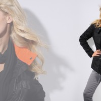 BMW - Lifesyle Fashion woman jacket