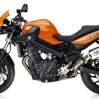 BMW - Motorrad F800R einfaches Licht