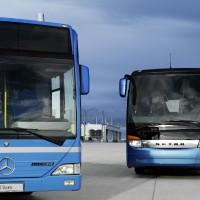 EvoBus - Mercedes und Setra Bus