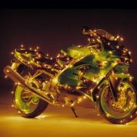 Kawasaki - Weihnachts Motiv