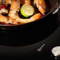 Neff - Kochfelddetail mit Food