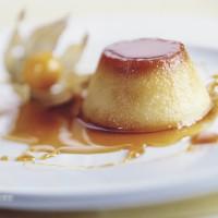 Neff - Kochbuch - Creme Caramel