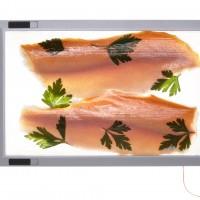 Sous-vide Vakuumkochen mit Fisch