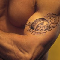 Point S - Reifen Tattoo
