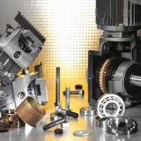 Motorteile / Industriefotografie