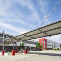 Werksgebäude / Industriefotografie