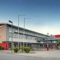 Verwaltungsgebäude / Industriefotografie