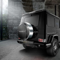 Alpha Armouring - Mansory Heck