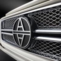 Alpha Armouring - G Model Kühler mit Logo