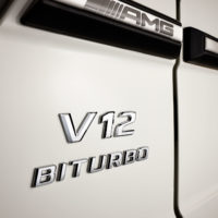 Alpha Armouring - Mercedes V12 Biturbo