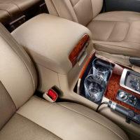Alpha Armouring - Toyota Innenraum