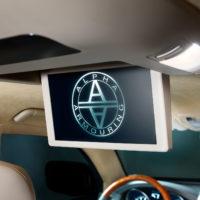 Alpha Armouring - Toyota Innenraum Monitor