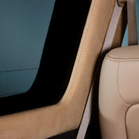 Alpha Armouring - Toyota Innenraum Detail