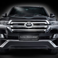Alpha Armouring - Toyota Front