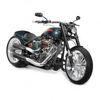 AS Industries - Custom made bike 2012