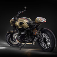BMW R nineT - AS Industries