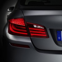 BMW 5er Rückleuchte