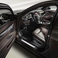 BMW 750 li Cockpit