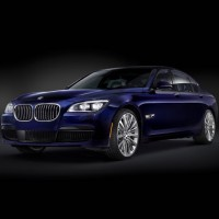 BMW 7er Sonderlack