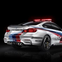 BMW_M4_Safety_Car_Heck