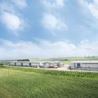 Luftaufnahme / Industriefotografie