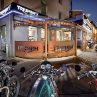 Triumph Store Munich